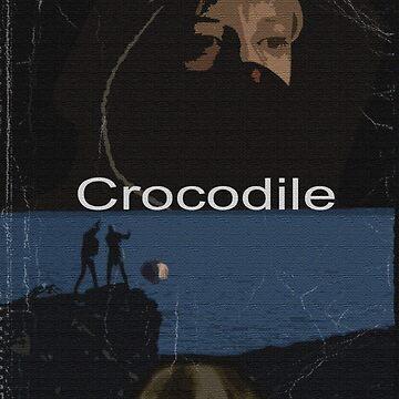 Crocodile - Black Mirror by RocketBrother