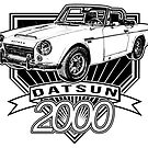 Datsun 2000 by CoolCarVideos