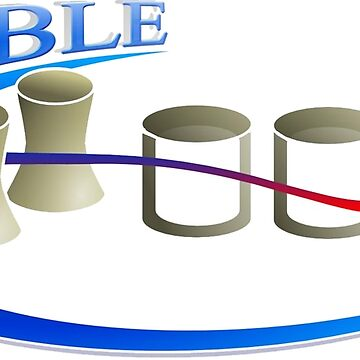 Double Chooz Project Logo by Spacestuffplus