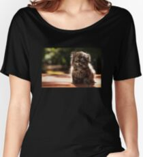...and whiskers on kittens... Women's Relaxed Fit T-Shirt