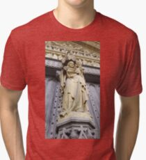 Westminster Abbey Tri-blend T-Shirt