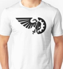 Mechanicus Aquila- Dark Unisex T-Shirt