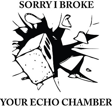 Sorry I broke your echo chamber  (QUIT WHINING COLLECTION) by mgtow