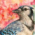 Blue Jay by Kyra C. Kalageorgi