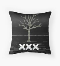 3X Throw Pillow