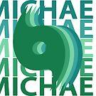 Hurricane Michael 2018 Tropical Storm Vintage Repeat by Skylar Harris