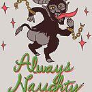 Always Naughty by wytrab8