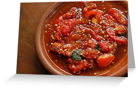 Tomato Sambal by Charuhas  Images