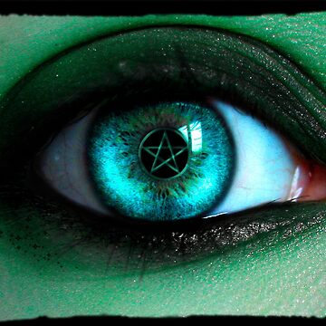 In A Witches Eye by indigocrow