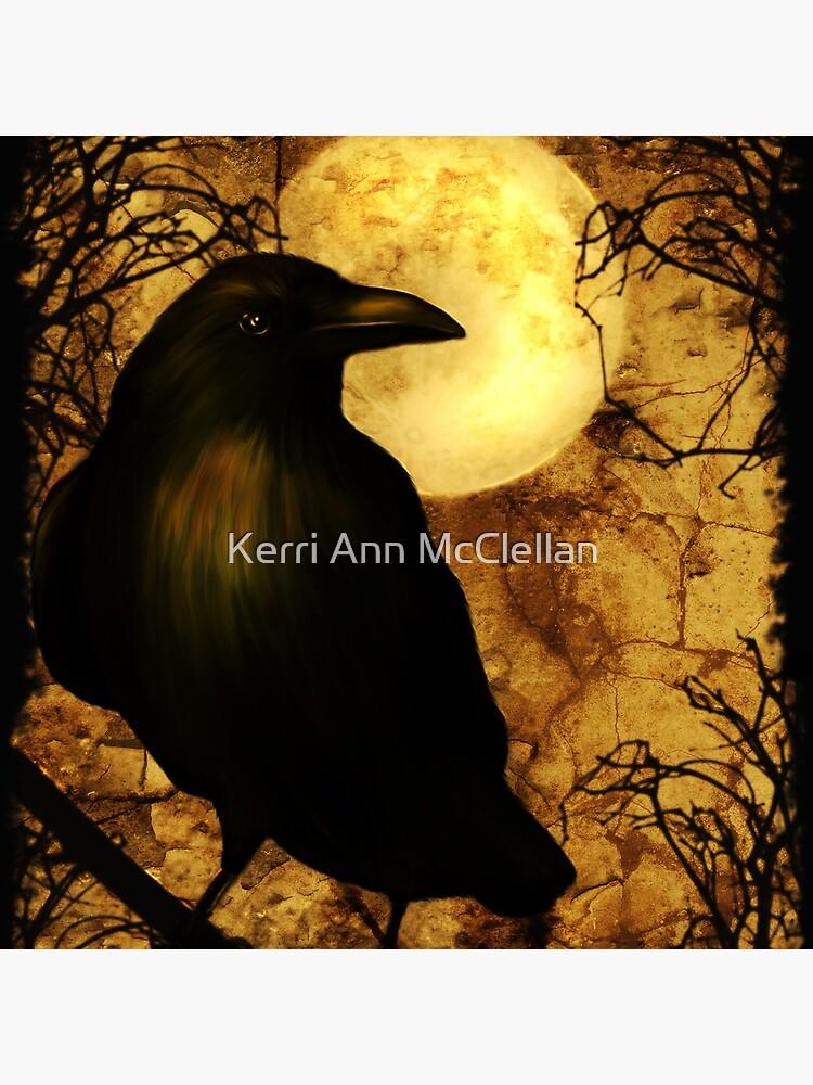 The Raven by indigocrow