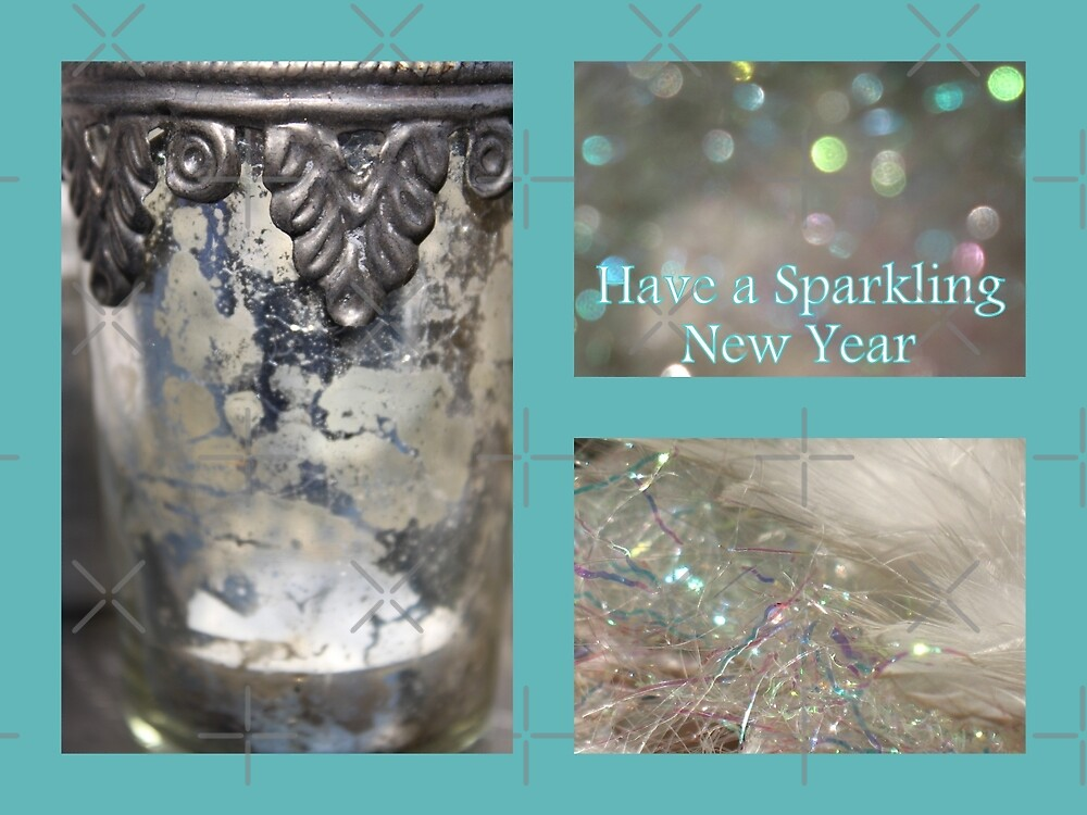 Sparkling New Year - JUSTART © by JUSTART
