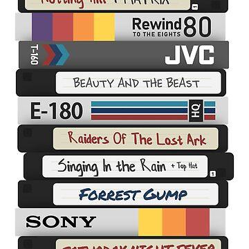 Vintage VHS by santosblanco