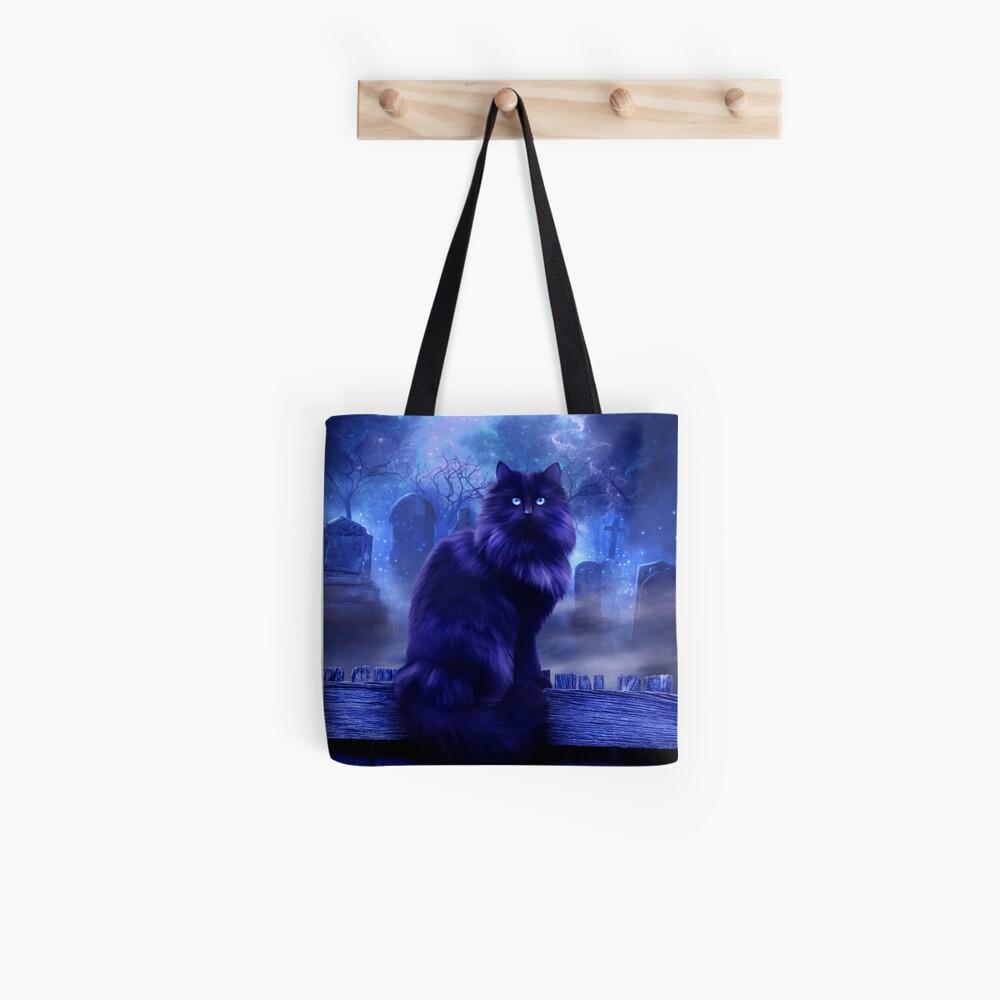 Der Hexen Vertraute Tote Bag