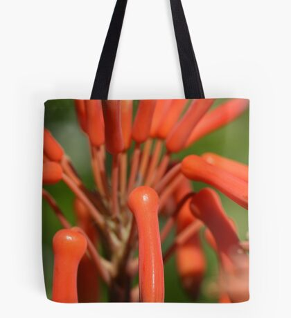 Finger nails Tote Bag