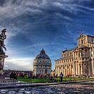 The Bapitsty in Pisa by NeilAlderney