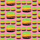 Aromantic Burger #3 by aidadaism