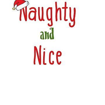 Naughty and Nice Christmas by mamachristmas1