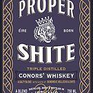 Proper Shite Whiskey by andrekoeks