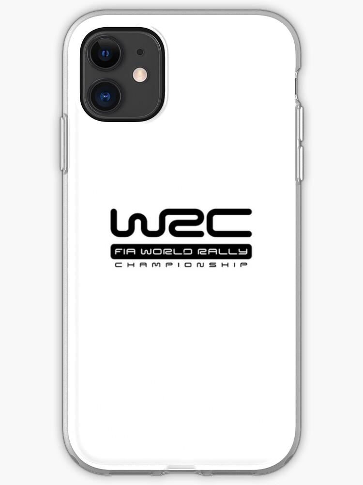 WRC FIA World Rally Championship iphone case