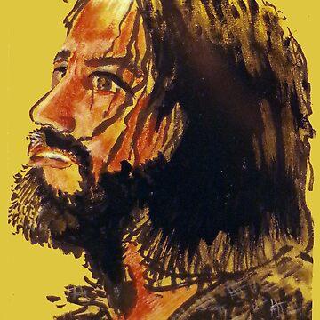 Man of Sorrows by sethweaver