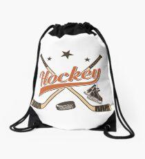 Hockey Drawstring Bag