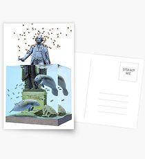 Josh Keyes Postcards