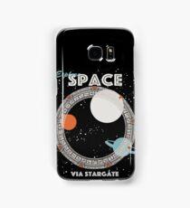 Explore Space Samsung Galaxy Case/Skin
