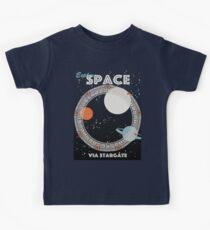 Explore Space Kids Tee