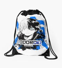 Todoroki, Shouto Drawstring Bag