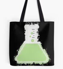Flask beaker glowing Art Tote Bag