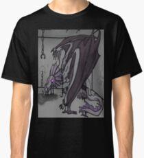 Shackled Shadow Dragon Classic T-Shirt