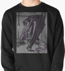 Shackled Shadow Dragon Pullover