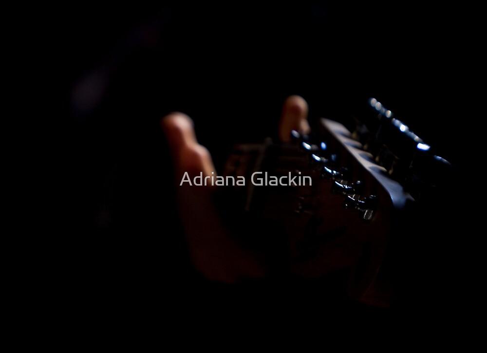 ~ scream aim fire ~ by Adriana Glackin