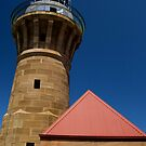 Lighthouse - Palm Beach - Sydney - Australia by Bryan Freeman