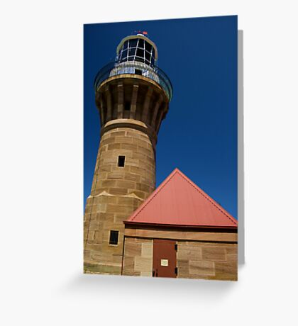 Lighthouse - Palm Beach - Sydney - Australia Greeting Card