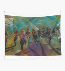 Heat 4 Hawkesbury Hotlel Battle of the Bands Wall Tapestry