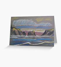 'The Gouliot Passage, Sark, Channel Islands' Greeting Card