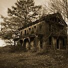 Aged Homestead by ericseyes