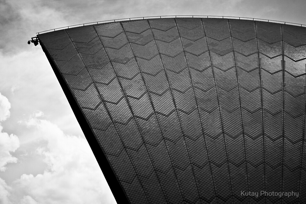 Sydney Opera House II by Kutay Photography