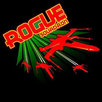 Rogue Squardon by strat1963