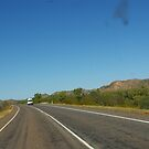 Driving in North West Queensland by julz