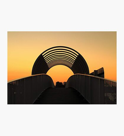 The Overpass  Photographic Print