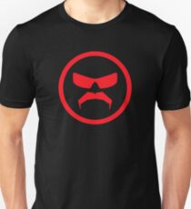 The Red Mustache Unisex T-Shirt