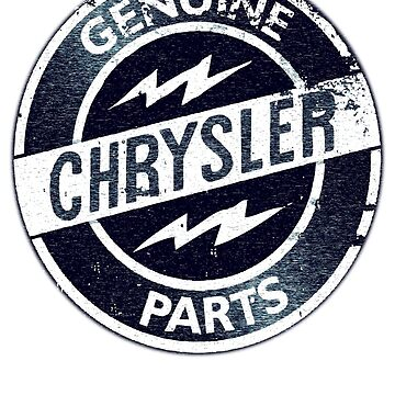Chrysler Parts by strat1963