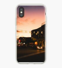 Sunset Venice iPhone Case