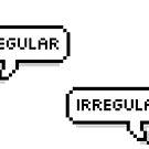 «NCT irregular regular» de emanie
