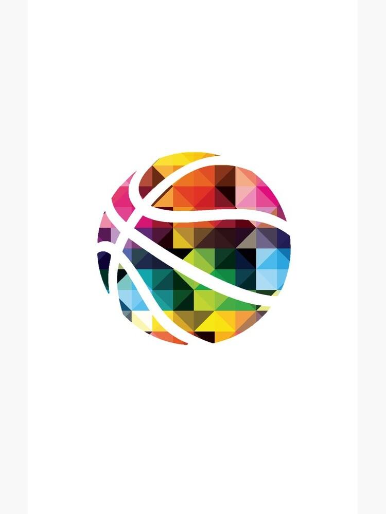 Basketball von ll1designs