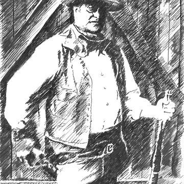 Well, Pilgrim by chalk42002