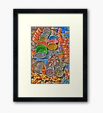 Crafts Framed Print