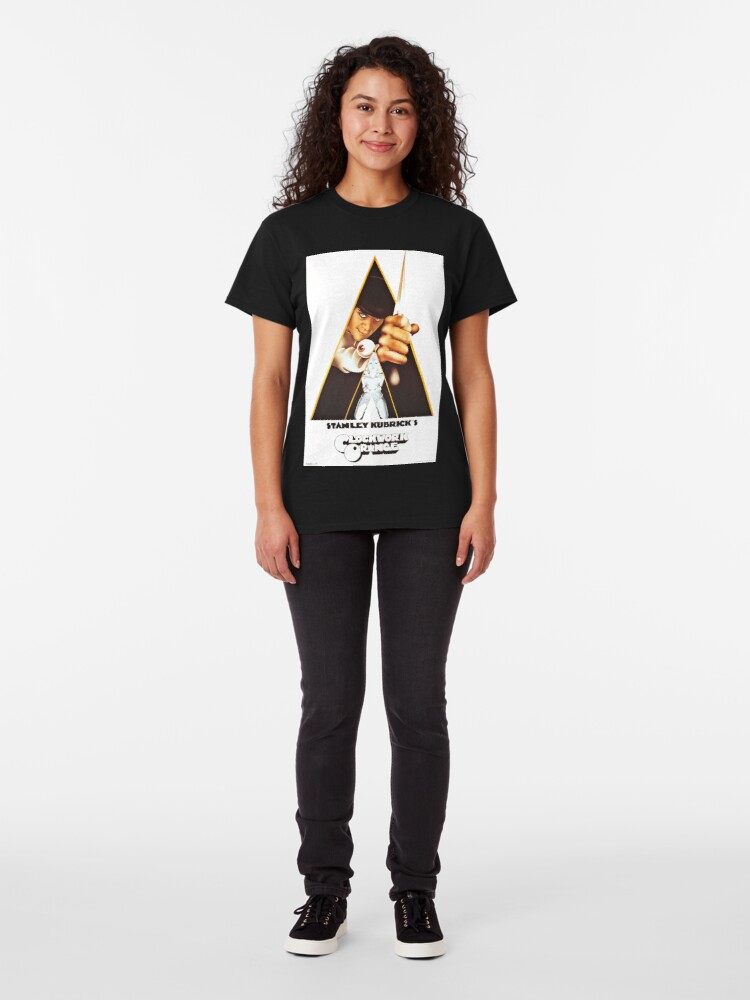 Alternate view of Vintage 1971 A Clockwork Orange, Posters, Movie, Retro Classic T-Shirt